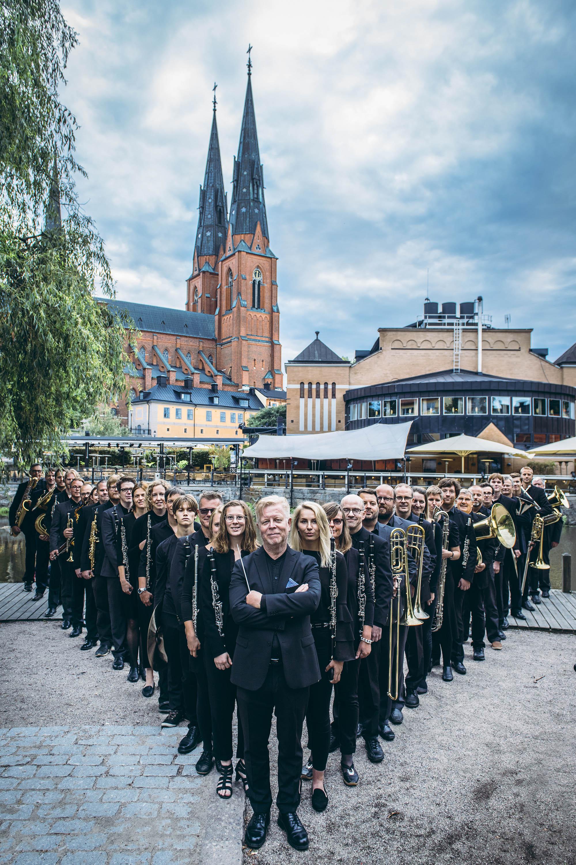 Uppsala Blåsarsymfoniker mindre